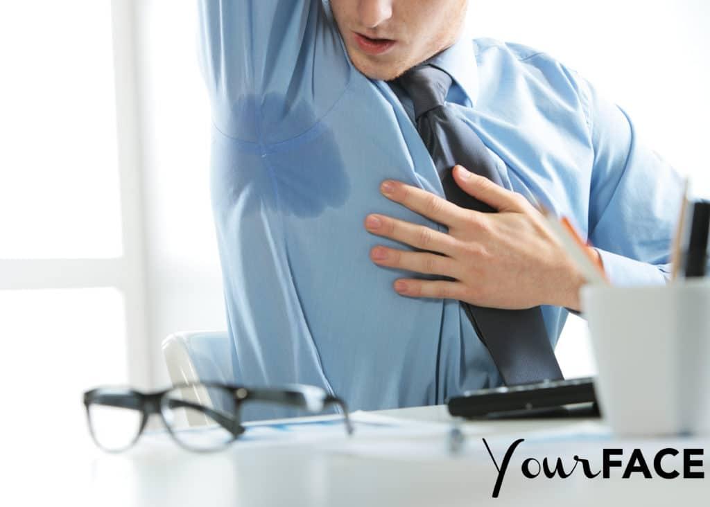 YourFACE - Transpiratie