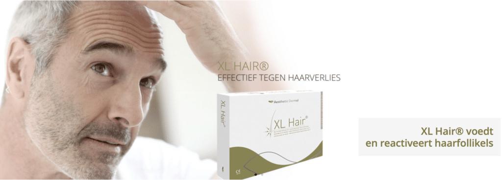 XL Hair banner